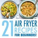 Air Fryer Recips for Beginners