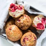 Air Fryer Raspberry Muffins Recipe