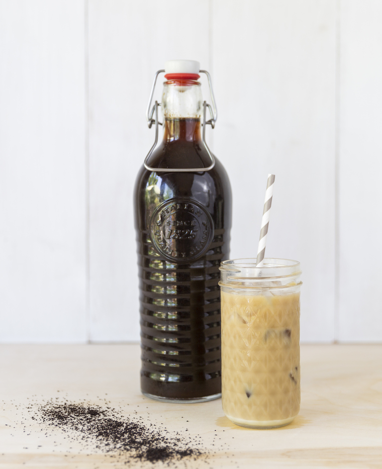 Vietnamese iced coffee made in the instant pot