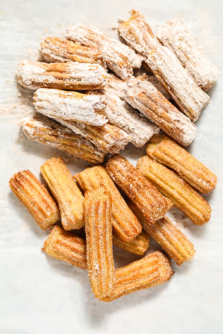 Easy Air Fryer Churros Recipes From A Pantry