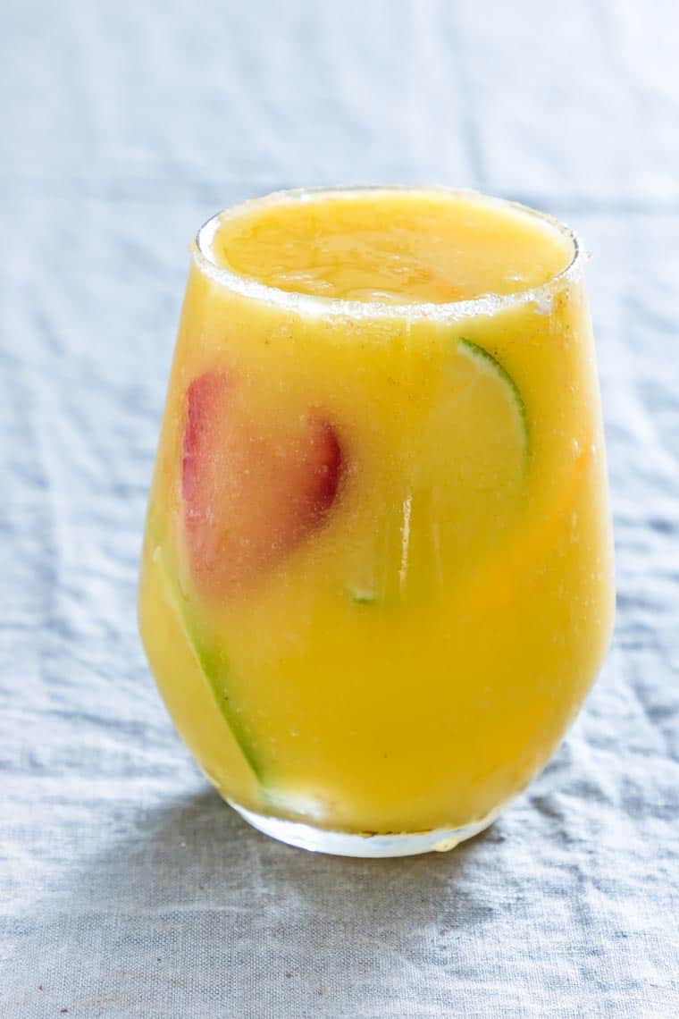 SALTED MANGO MARGARITA RECIPE RECIPES FROM A PANTRY