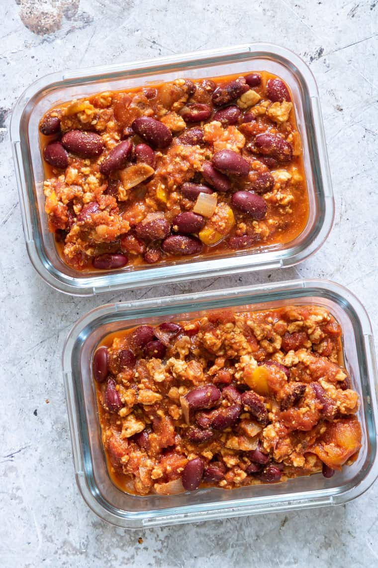 Slow Cooker Weight Watchers Turkey Chili Recipes From A Pantry