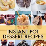 Instant Pot Dessert Recipes {Vegan, Gluten Free, Low Carb}