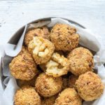 Air Fried Mac and Cheese Balls + Tutorial {Vegetarian}