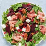 Parma Ham and Beet Salad {Gluten-Free}