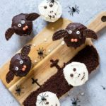 Easy Halloween Cupcakes + Tutorial