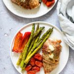 Sheet Pan Prosciutto Wrapped Chicken {Gluten-Free, Low Carb, Keto}