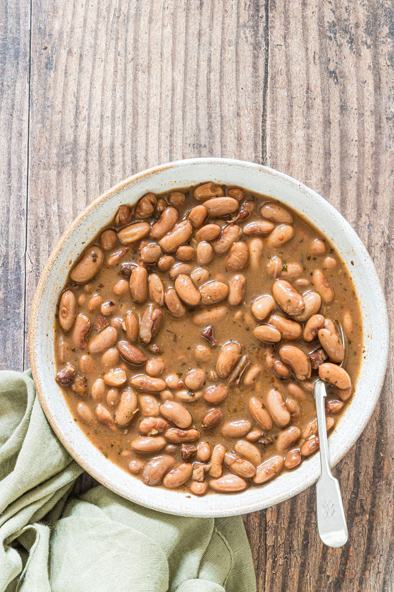 Crock Pot Pinto Beans No Soak Recipes From A Pantry