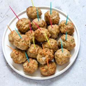 WW Air Fryer Meatballs