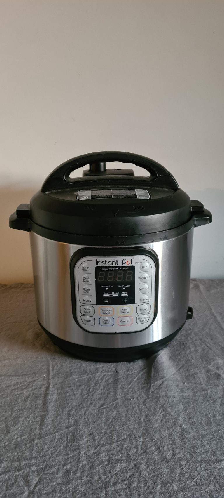 one of the Instant Pot models shown in this Instant Pot Sizes Guide