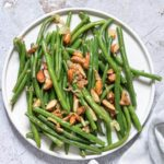 Green Beans Almondine Recipe {Gluten Free, Low Carb}