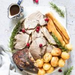 Roast Lamb {Gluten Free, Low Carb, Paleo}