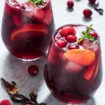 Sorrel Punch (Hibiscus Punch) – Gluten Free, Vegan