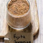 Homemade Fajita Seasoning  Recipe {Gluten Free, Vegan, Low Carb, Keto, Paleo, Whole30}