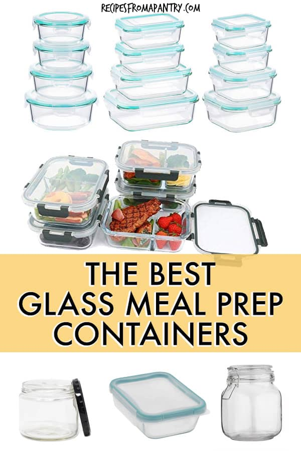 the best glass meal prep containers