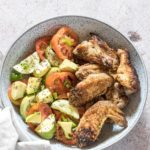 The Best Easy Smoked Chicken Wings Recipe (GF, LC, Keto, Paleo, Whole30)