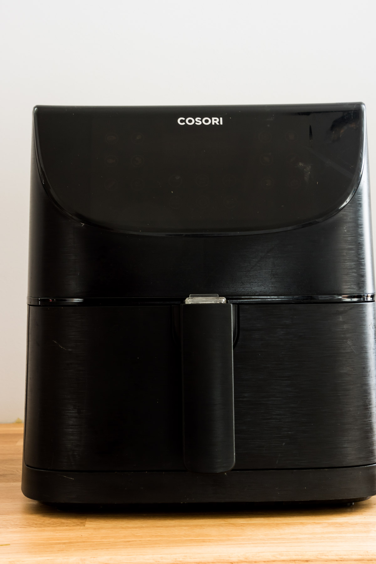 front view of a cosori air fryer