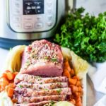 Instant Pot Corned Beef and Cabbage + Tutorial {Gluten-Free, Low Carb, Keto}