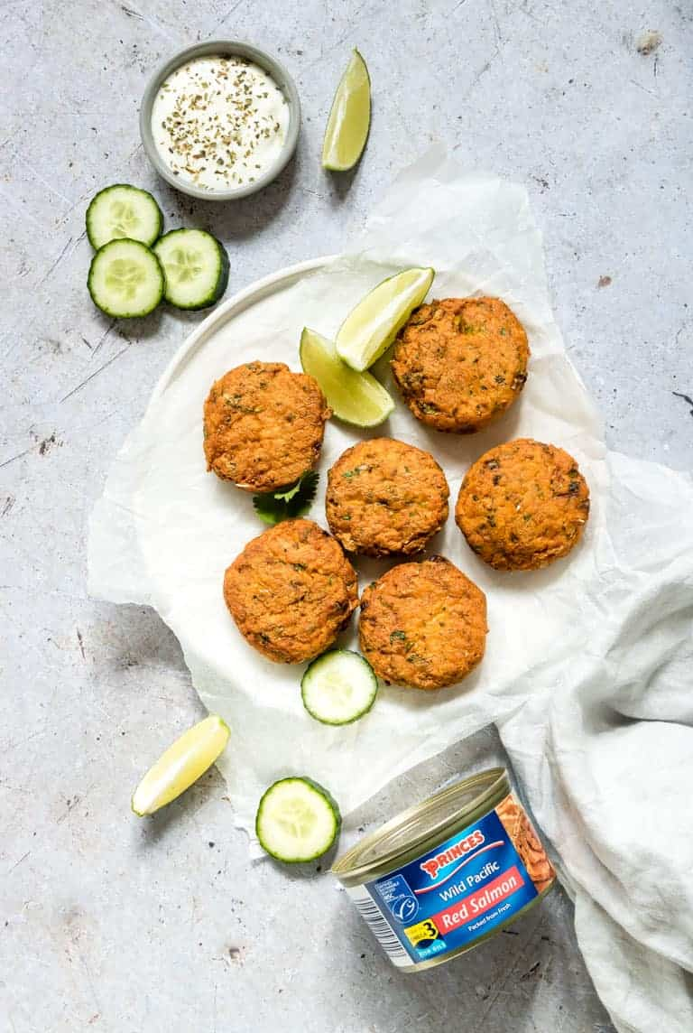Baked Salmon Patties Tutorial Recipes From A Pantry