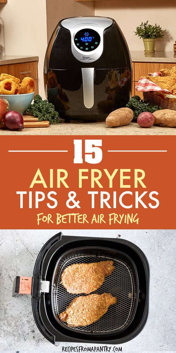 15 air fryer tips and tricks for better air frying