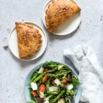 Roasted Asparagus Salad – Midweek Meals Made Easy
