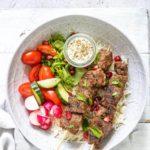 Lamb Shawarma + Tutorial {Low Carb, Gluten Free}